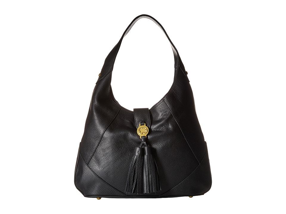 Emma Fox - Demeter Hobo (Black) Hobo Handbags