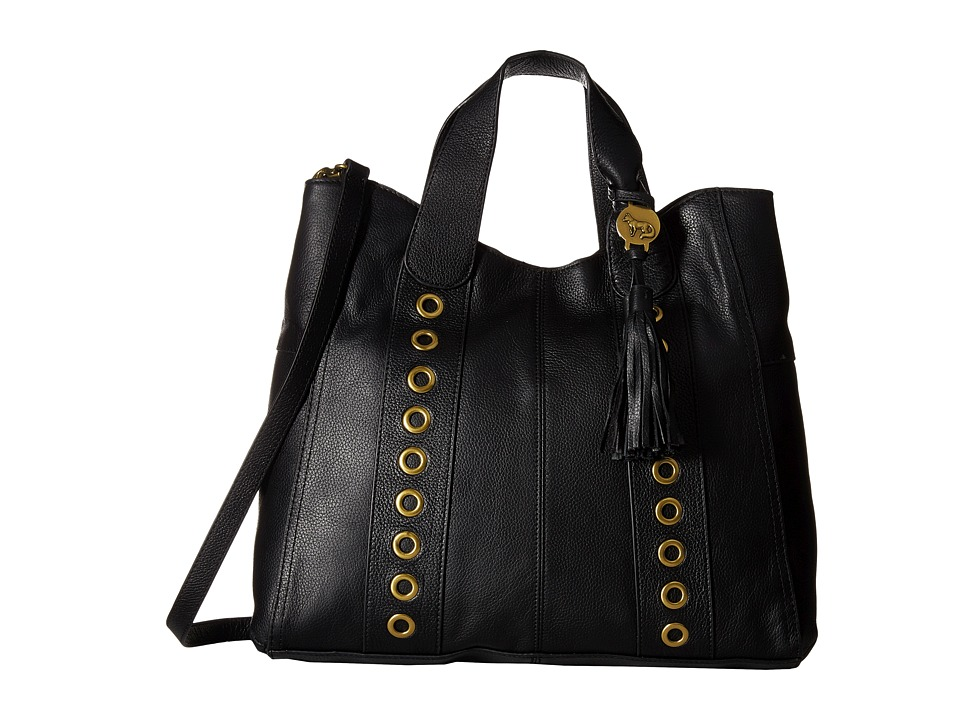Emma Fox - Pallas Tote (Black) Tote Handbags