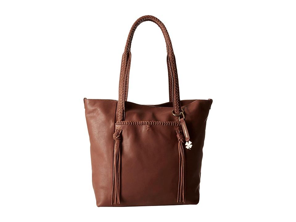 Lucky Brand - Sydney Tote (Brandy) Tote Handbags