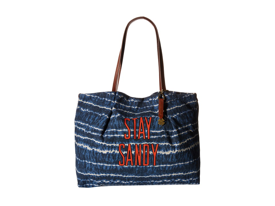 Lucky Brand - Portland Tote (Stay Sandy) Tote Handbags