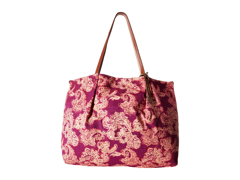 Lucky Brand - Portland Tote (Paisley Haze) Tote Handbags
