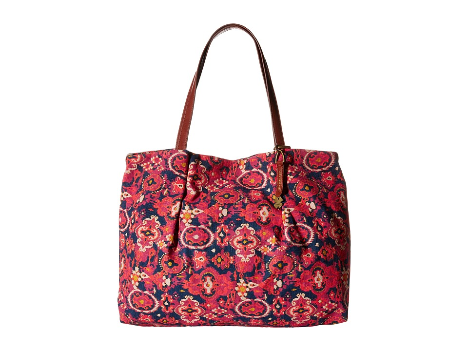 Lucky Brand - Portland Tote (Overlapping Stamp) Tote Handbags