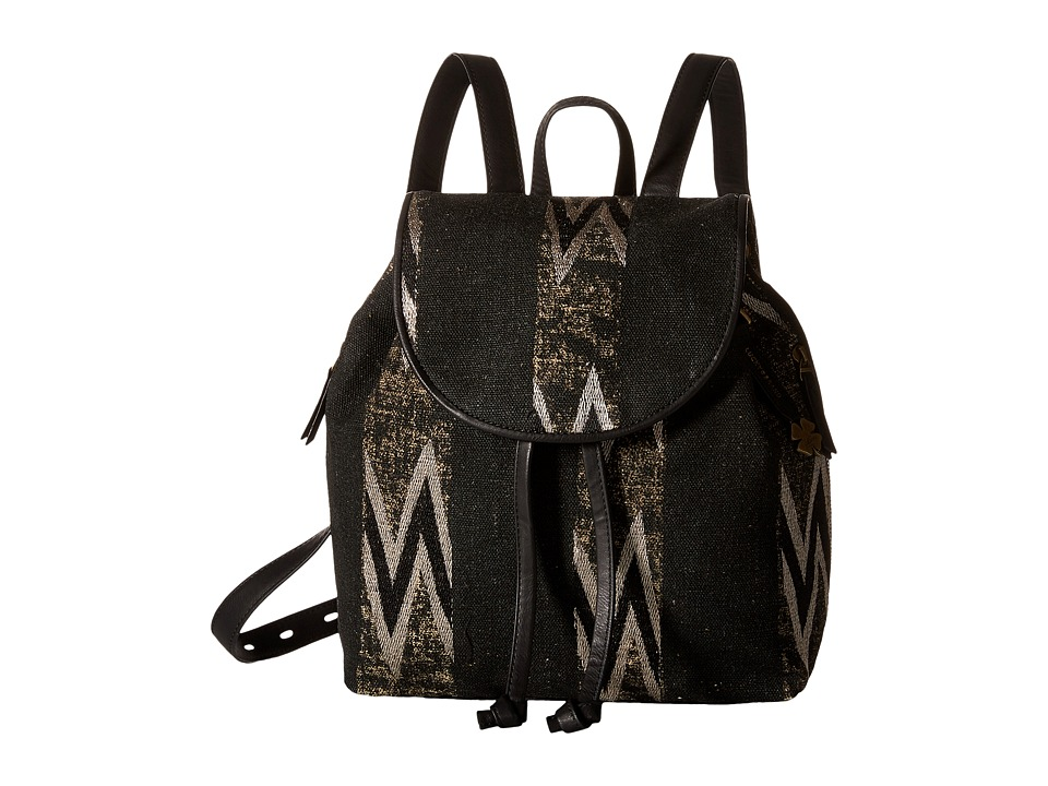 Lucky Brand - Bryn Backpack (Black) Backpack Bags