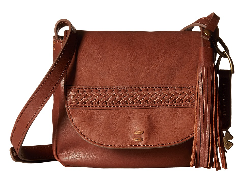 Lucky Brand - Sydney Crossbody (Brandy) Cross Body Handbags