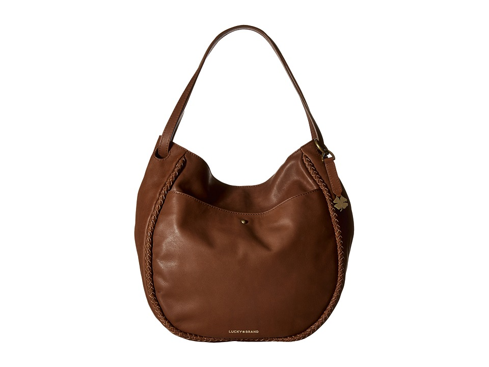 Lucky Brand - Avila Large Shopper (Tobacco) Handbags