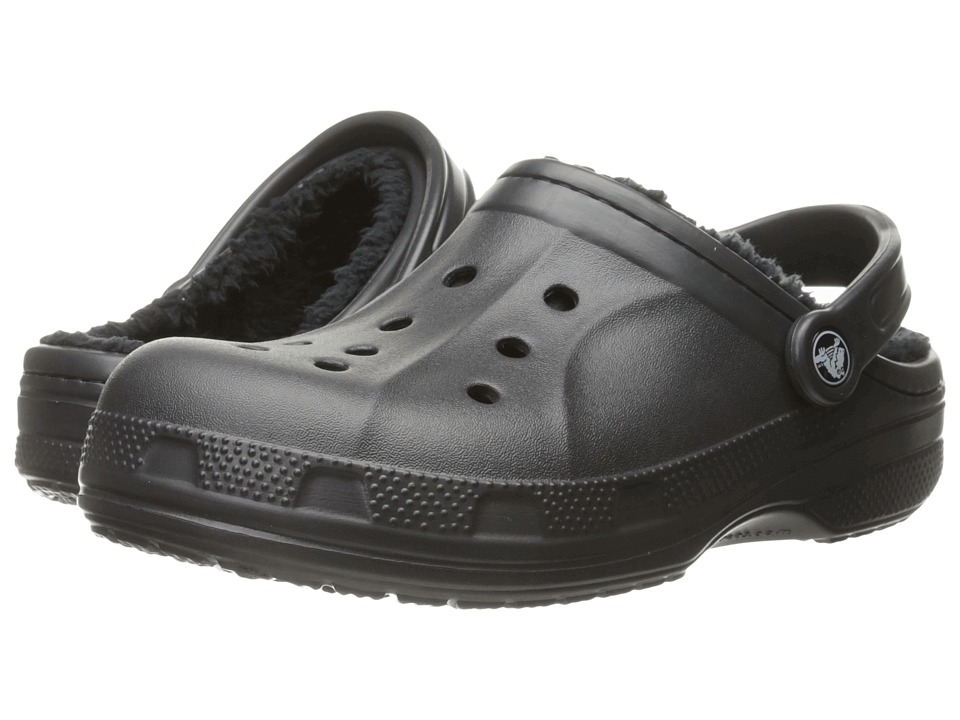Crocs - Winter Clog (Black/Black) Clog Shoes