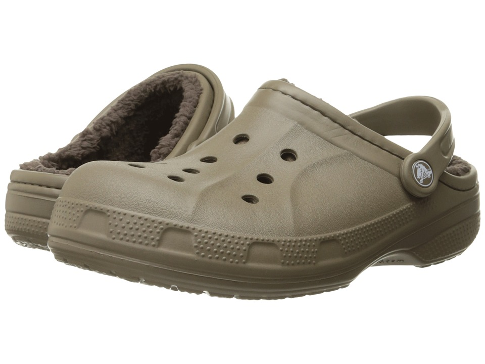 Crocs - Winter Clog (Walnut/Espresso) Clog Shoes