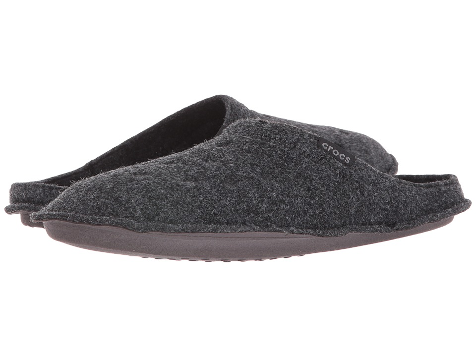 Crocs - Classic Slipper (Black/Black) Slippers