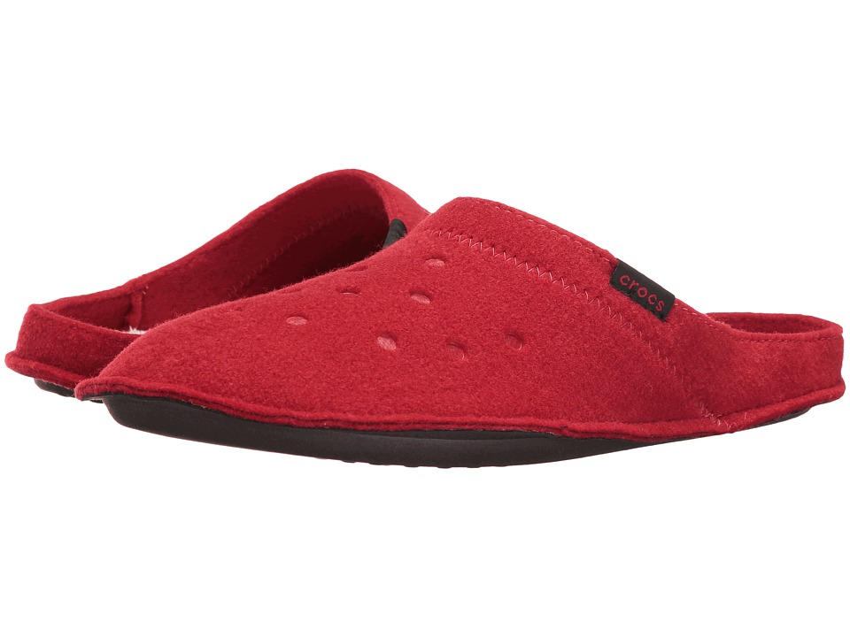 Crocs - Classic Slipper (Pepper/Oatmeal) Slippers