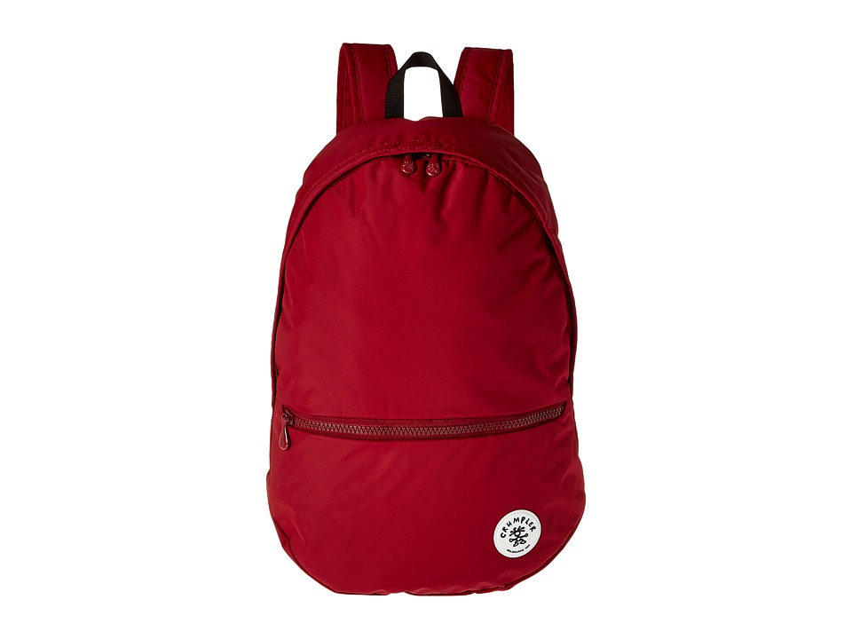 Crumpler Proud Stash Lightweight Backpack (Claret) Backpack Bags