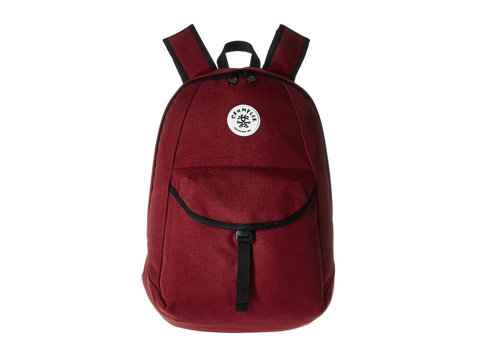 Crumpler - Yee-Ross Backpack (Claret) Backpack Bags