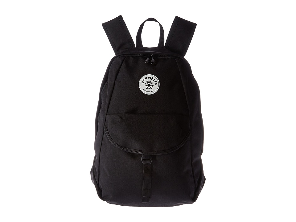 Crumpler - Yee-Ross Backpack (Black) Backpack Bags