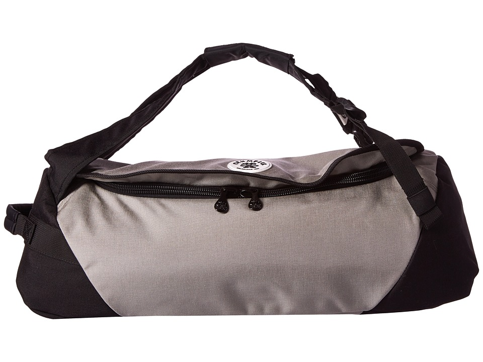 Crumpler - Ample Thigh Duffel Bag (Light Grey) Duffel Bags