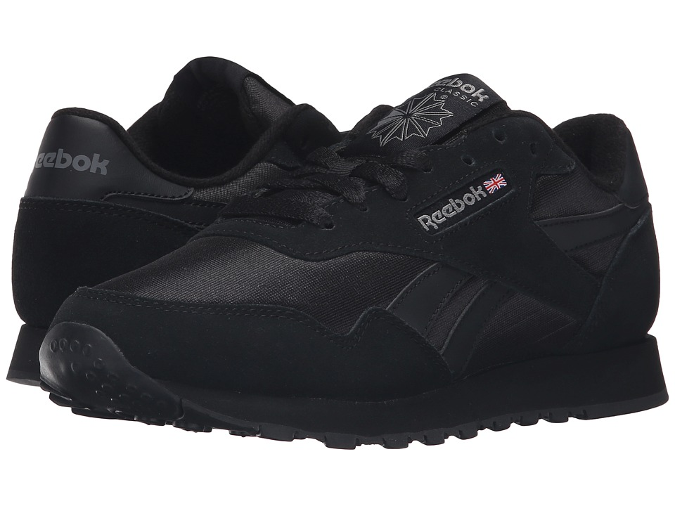 Reebok Royal Nylon (Black/Black/Carbon) Women