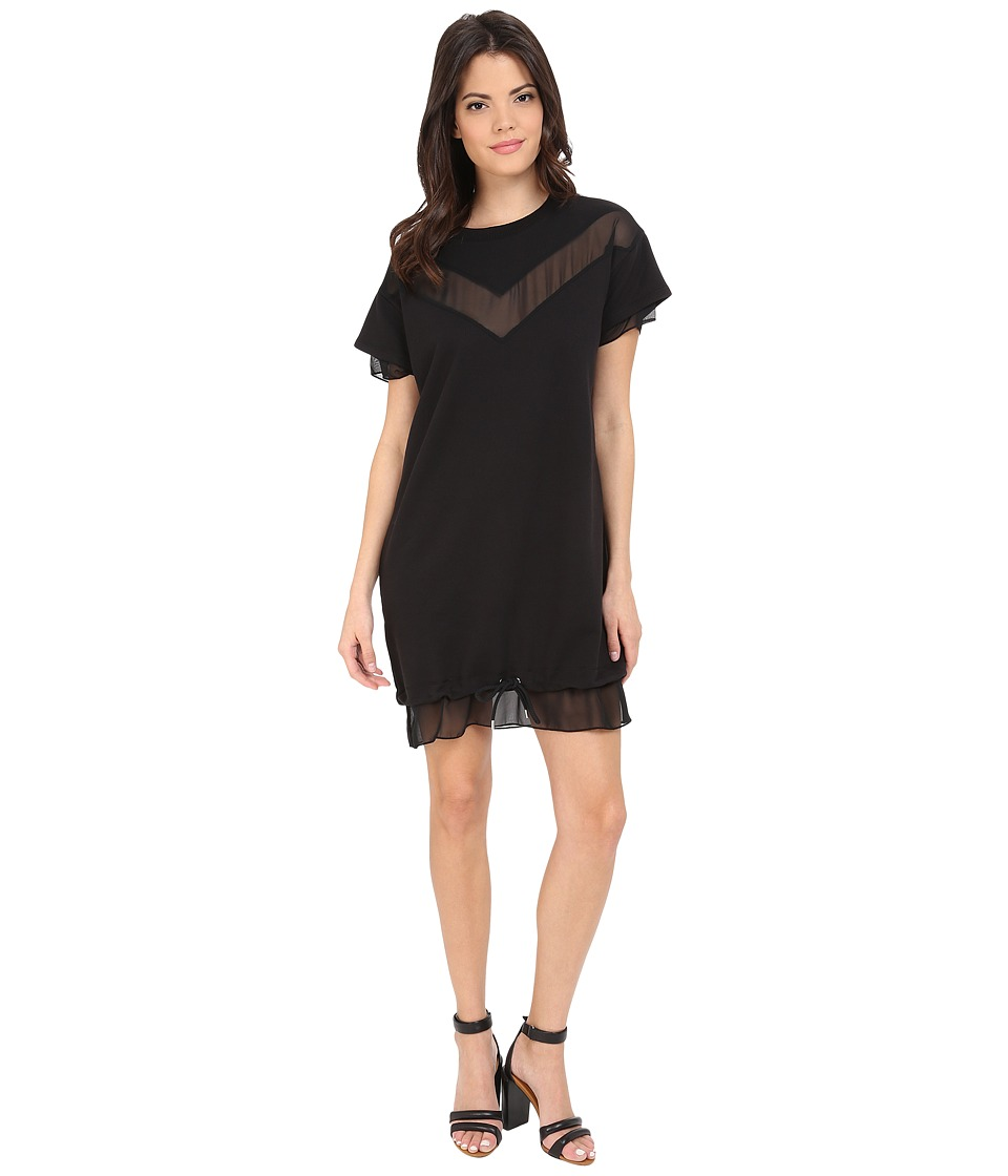 Diesel - D-Rut Dress (Black) Women's Dress