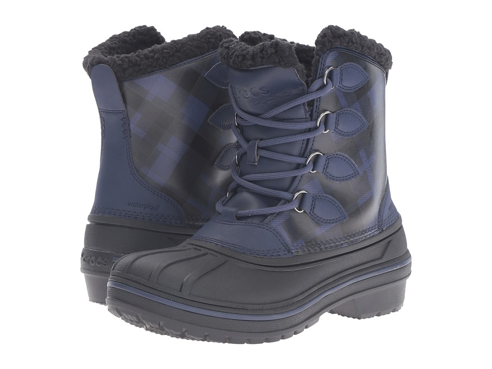 Crocs AllCast II Boot (Midnight) Women