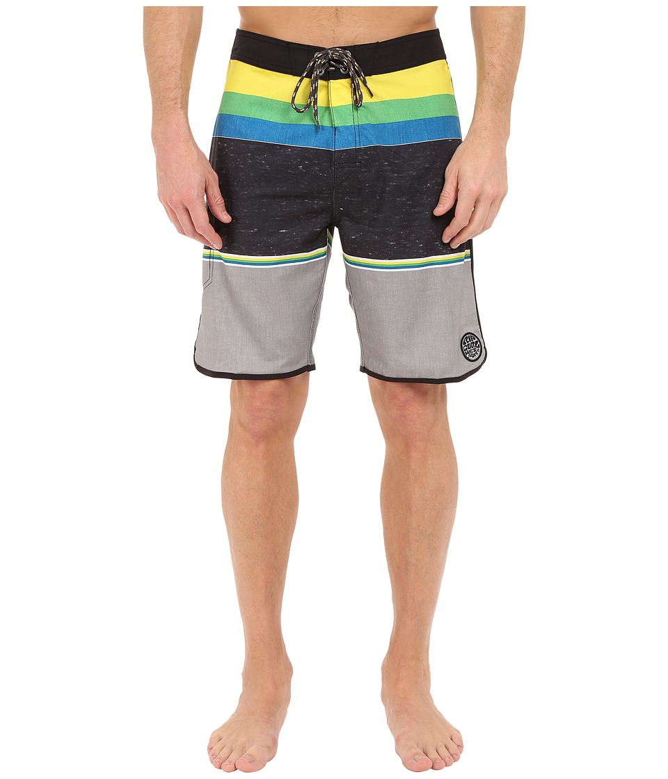 Rip Curl - Mama Jama Boardshorts (Black) Men's Swimwear