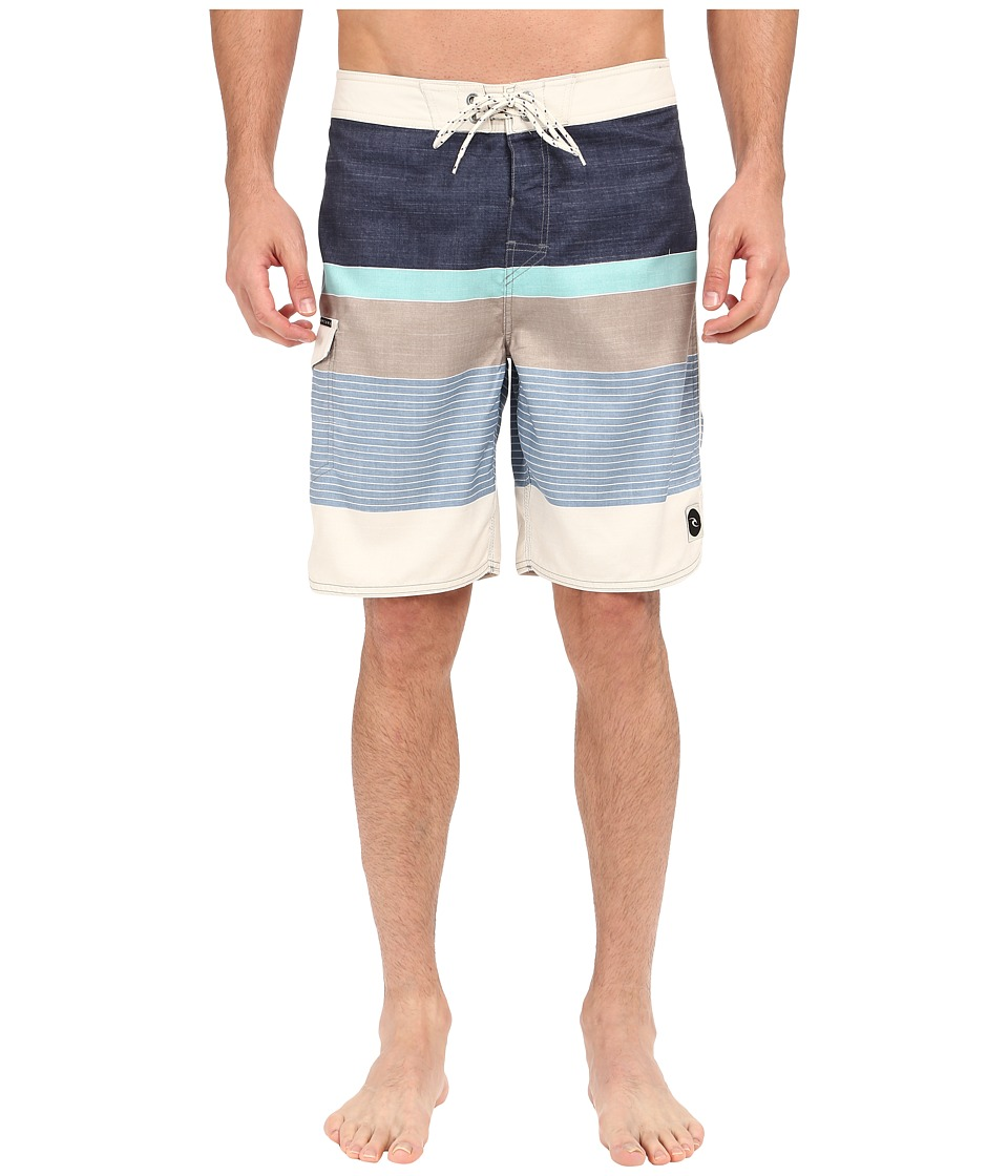 Rip Curl - All Time 20 Boardshorts (Navy) Men's Swimwear