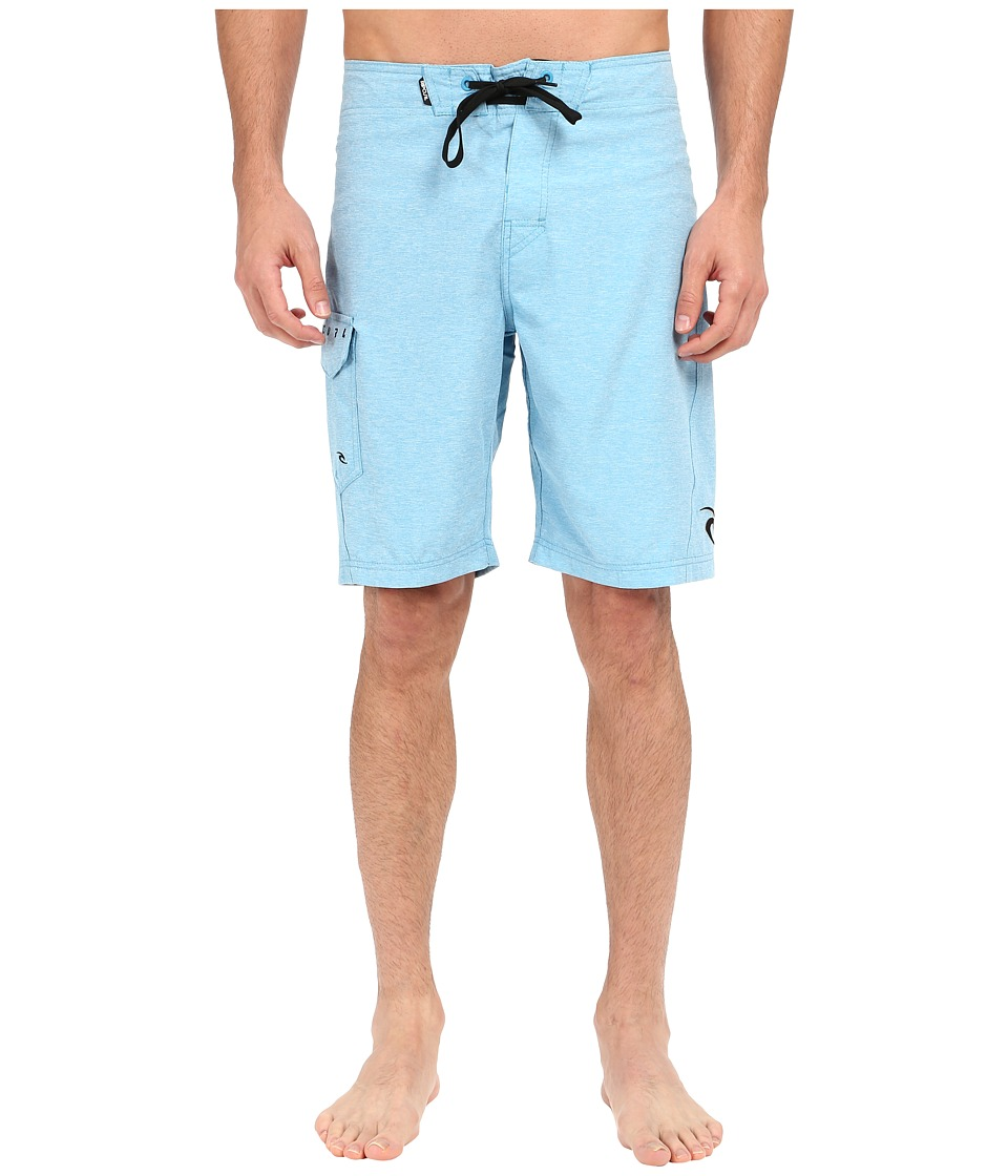 Rip Curl - Dawn Patrol Boardshorts (Blue 1) Men's Swimwear