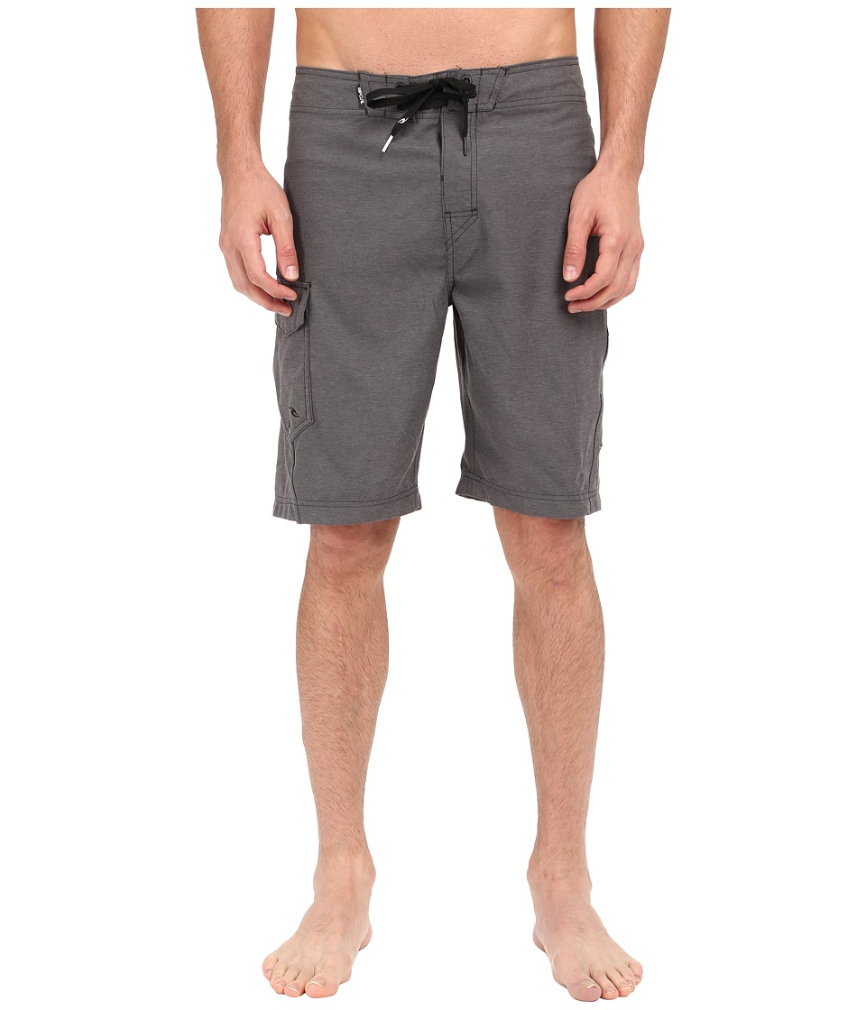 Rip Curl - Dawn Patrol Boardshorts (Charcoal 1) Men's Swimwear