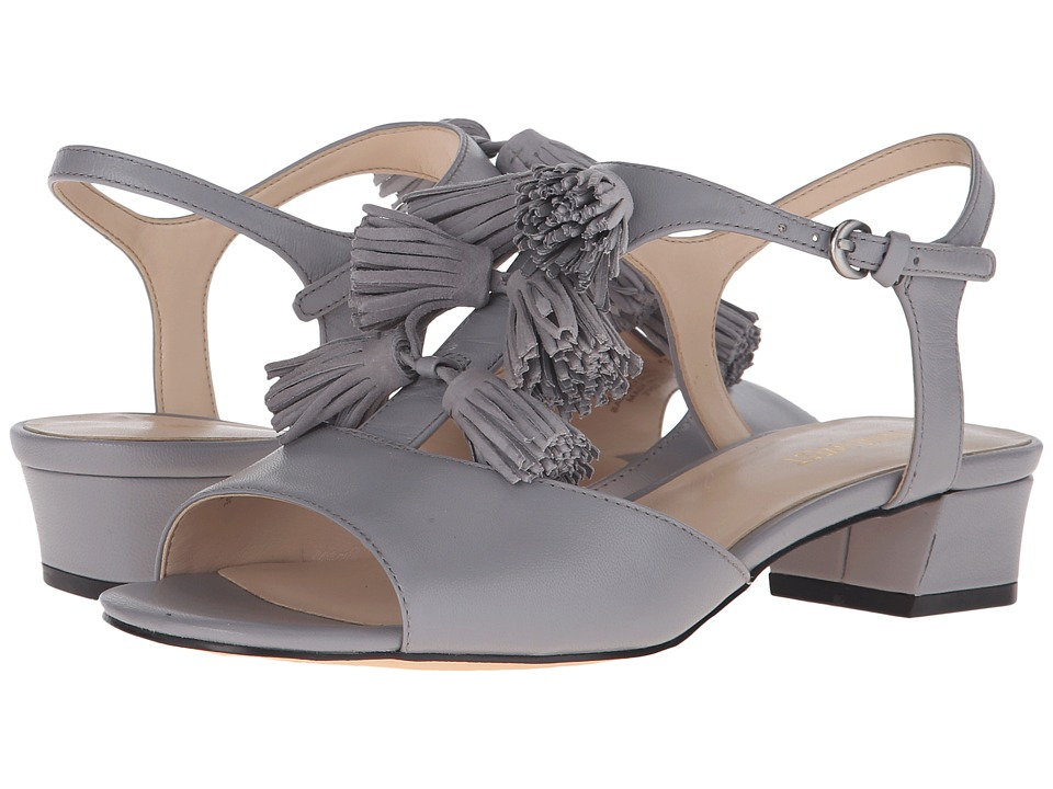Nine West - Daelyn (Grey/Grey Leather) Women's Sandals