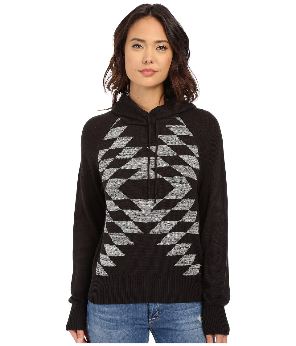 Obey - Mars Pullover Sweater (Black) Women's Sweater