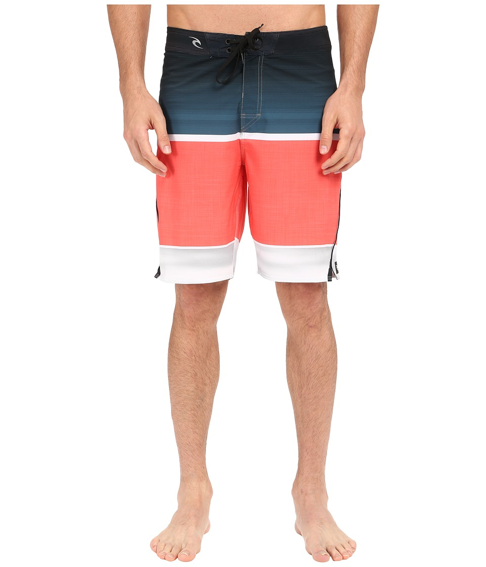 Rip Curl - Mirage Aggrogame Boardshorts (Coral) Men's Swimwear