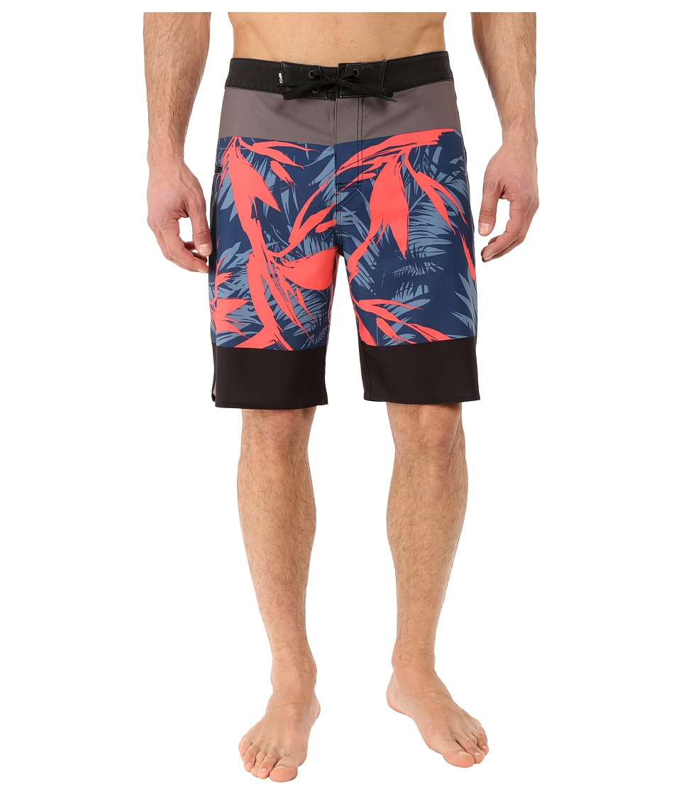 Rip Curl - Mirage Aggrostrokes Boardshorts (Navy) Men's Swimwear