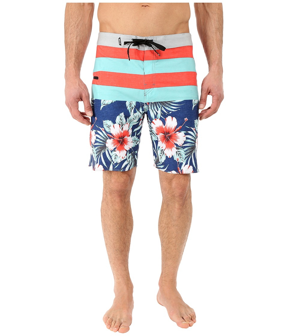 Rip Curl Mirage Crew Boardshorts (Coral) Men