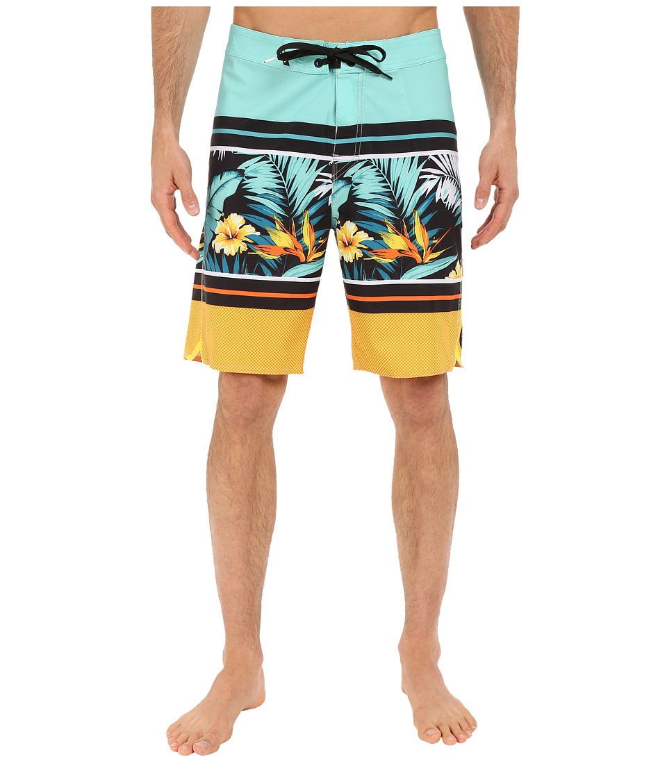 Rip Curl - Mirage Aggroculture Boardshorts (Yellow) Men's Swimwear