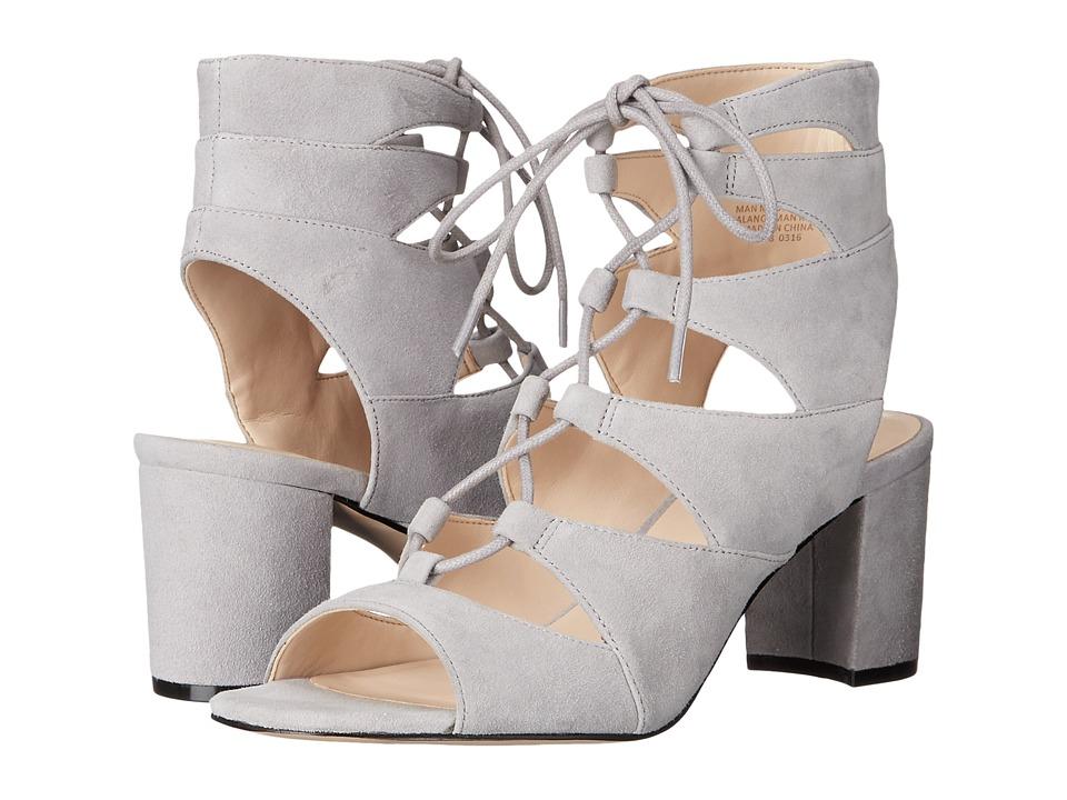 Nine West - Takeitup (Grey Suede) High Heels