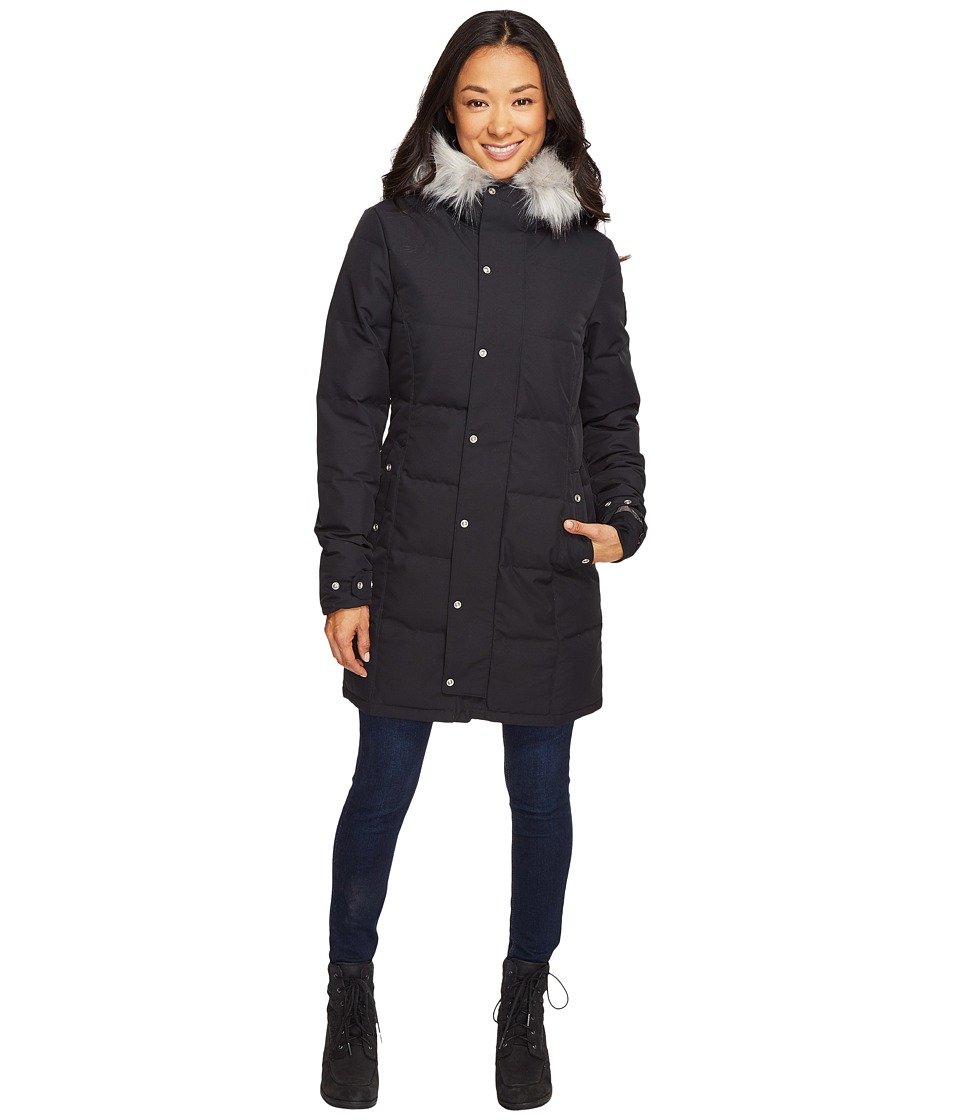 Spyder - Lavinia Parka Jacket (Black) Women's Coat