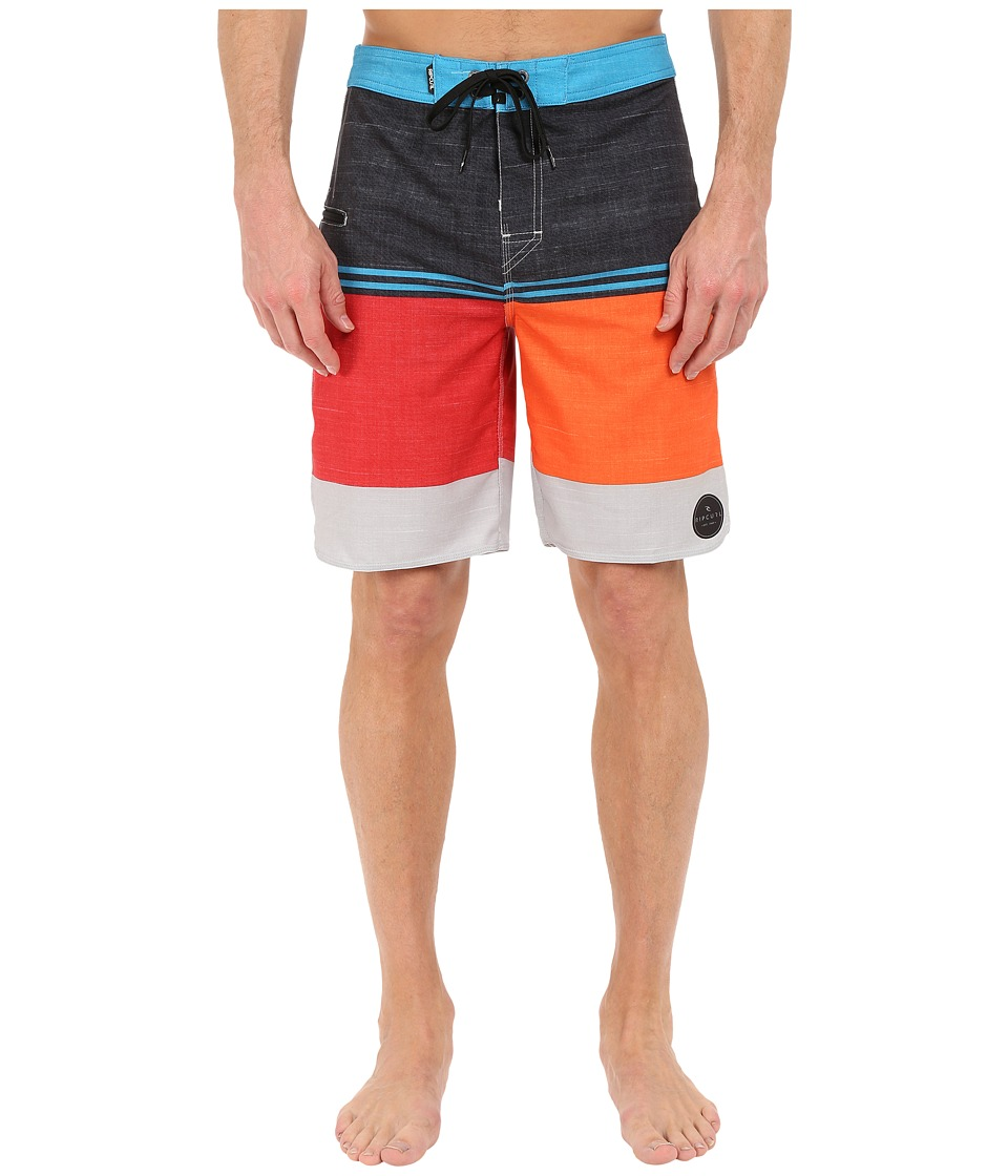 Rip Curl - Mirage Sections Boardshorts (Red) Men's Swimwear