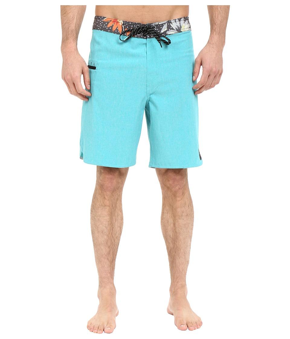 Rip Curl - Mirage Filler Up Boardshorts (Mint) Men's Swimwear