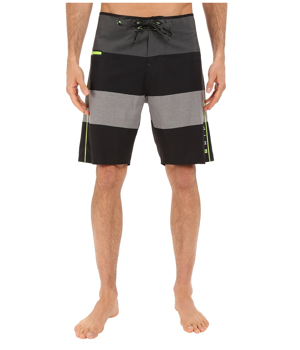 Rip Curl - Mirage Escape Ultimate Boardshorts (Black) Men's Swimwear