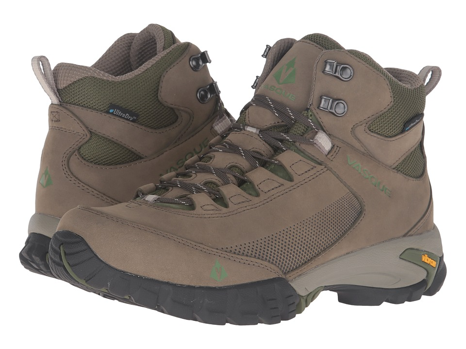 Vasque Talus Trek UltraDrytm (Black Olive/Chive) Men