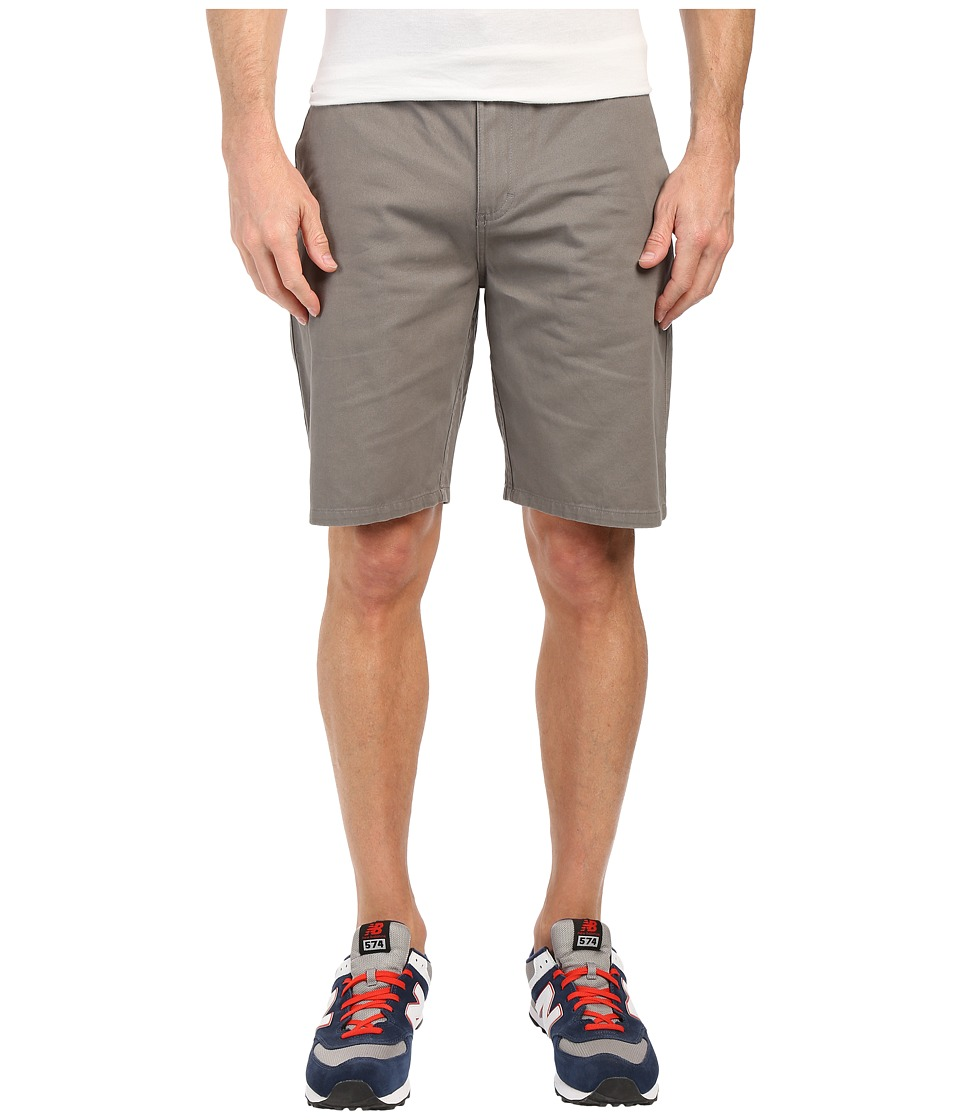 Tavik - Annex Short (Cannon Grey) Men's Shorts