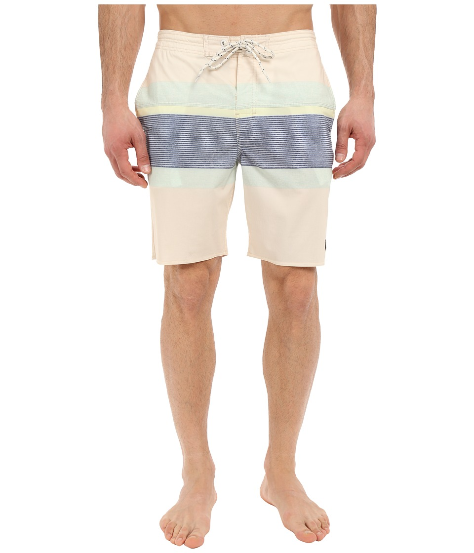 Rip Curl - Rapture Stripe Boardshorts (Yellow) Men's Swimwear
