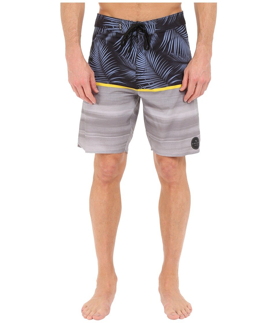Rip Curl - Mirage Split Boardshorts (Grey) Men's Swimwear