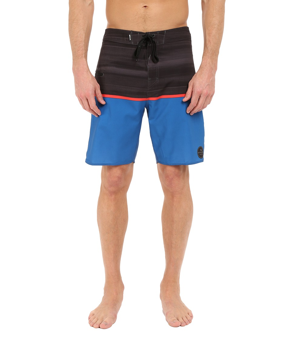 Rip Curl - Mirage Split Boardshorts (Royal) Men's Swimwear