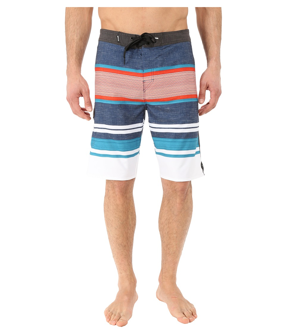 Rip Curl - Override Boardshorts (Navy) Men's Swimwear