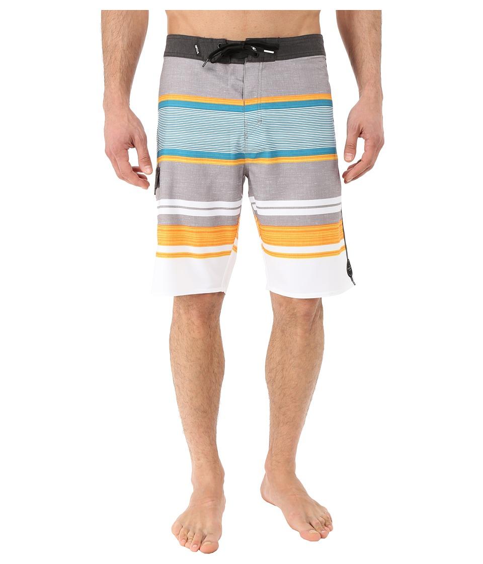 Rip Curl - Override Boardshorts (Orange) Men's Swimwear