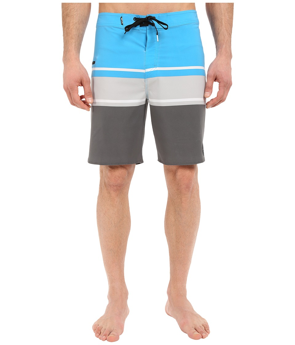 Rip Curl - Offset Boardshorts (Blue) Men's Swimwear