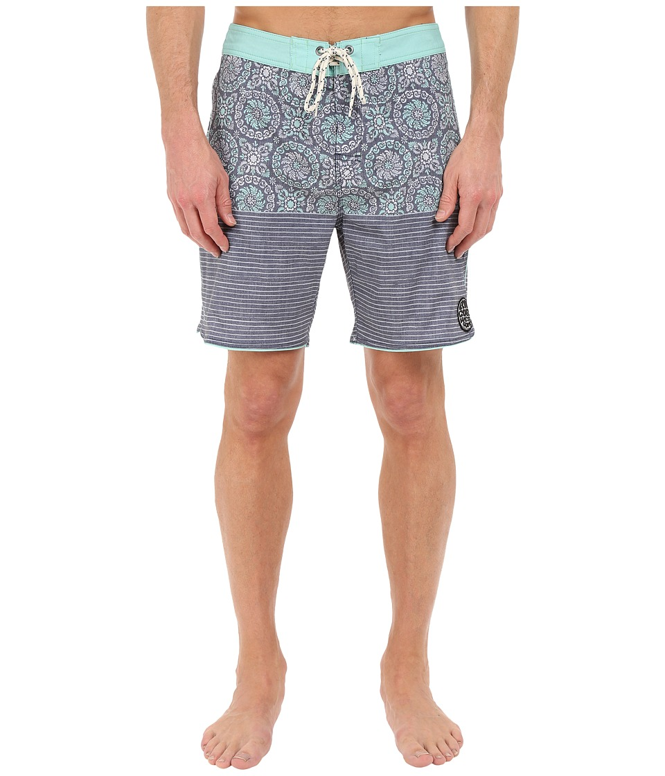 Rip Curl - System Boardshorts (Blue Grey) Men's Swimwear