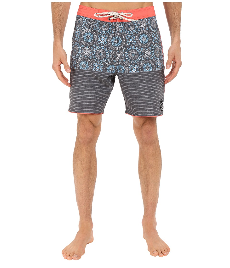 Rip Curl - System Boardshorts (Black) Men's Swimwear