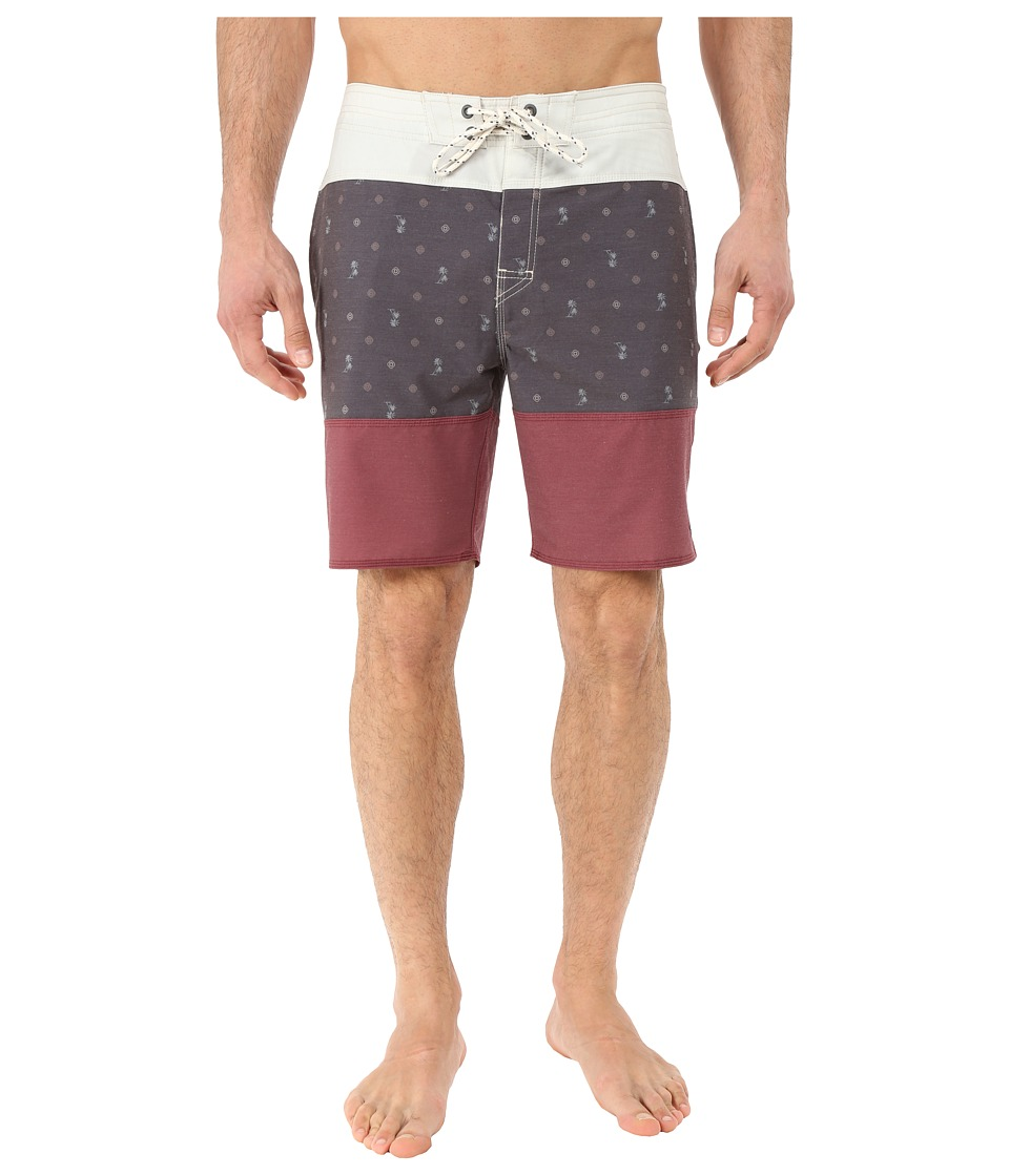 Rip Curl - Rapture Fill Boardshorts (Rustic Brown) Men's Swimwear