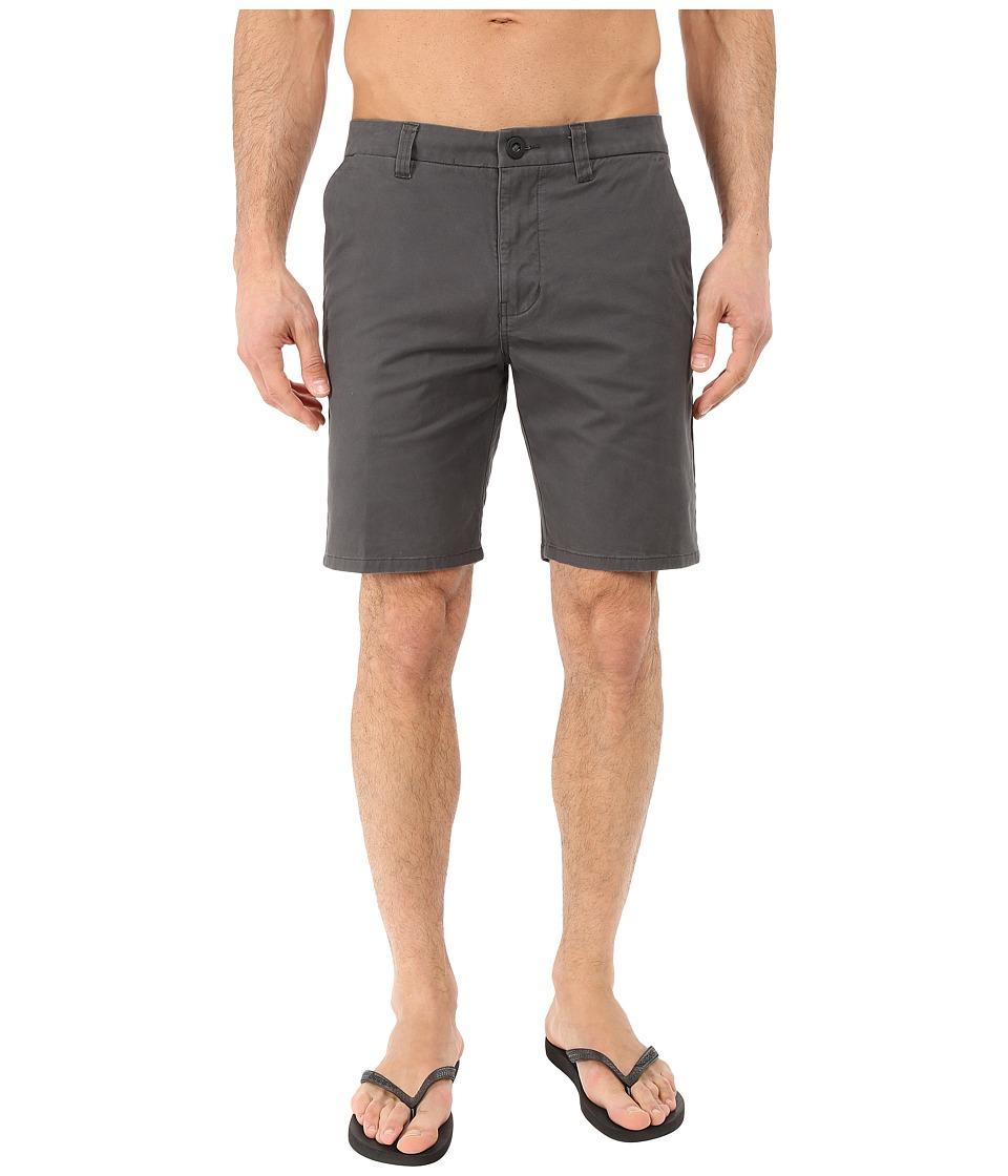 Rip Curl - Epic Overdye Walkshorts (Asphalt) Men's Shorts