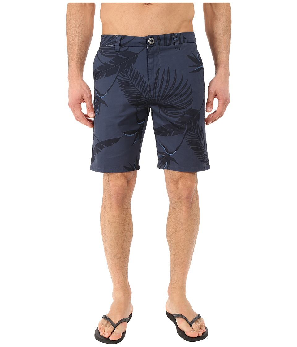 Rip Curl - Epic Overdye Walkshorts (Navy) Men's Shorts