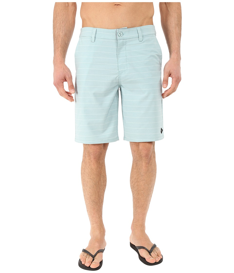 Rip Curl - Mirage Line Up Boardwalk (Aqua) Men's Shorts