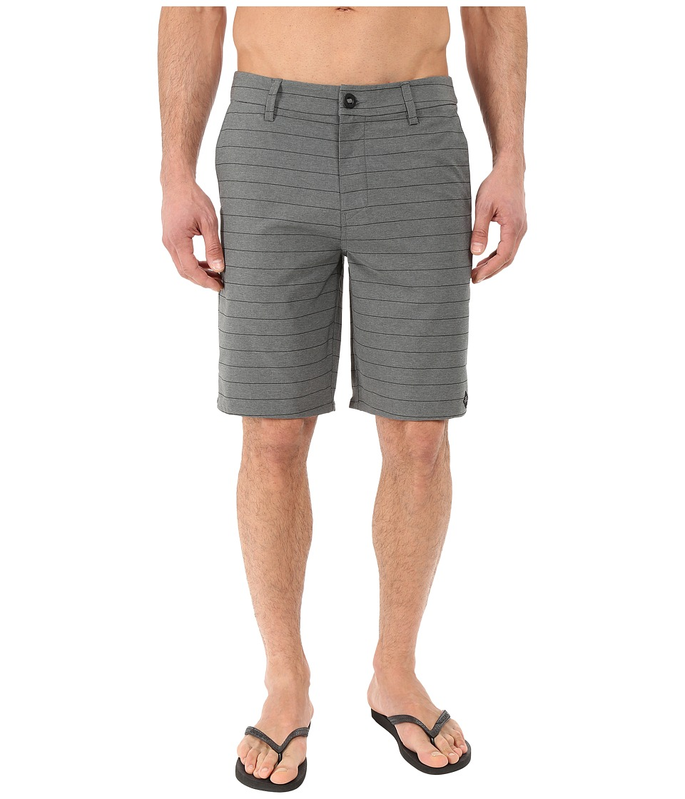 Rip Curl - Mirage Line Up Boardwalk (Black) Men's Shorts